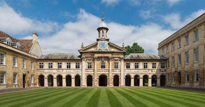 Emmanual College Cambridge