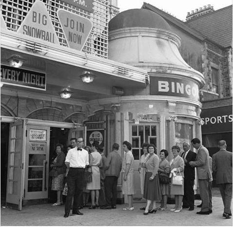 Gaiety Bingo Hall, City Road, Cardiff