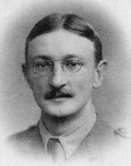 John Llewelyn Davies - Headmaster Cardiff High