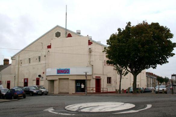 Splott Bingo Hall, 2007