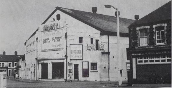 Splott Cinema, Cardiff