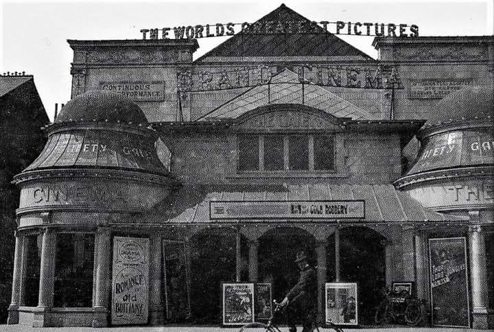 Gaiety Cinema, Roath, Cardiff