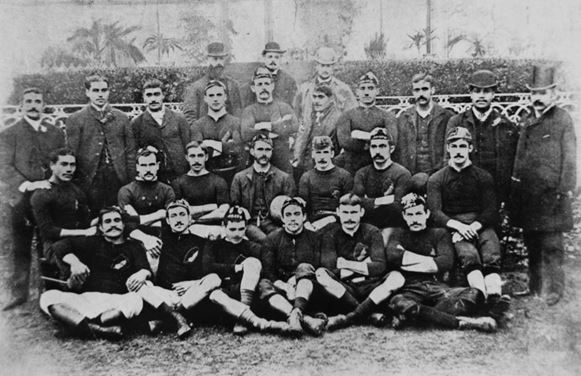 1888-89New Zealand Native team