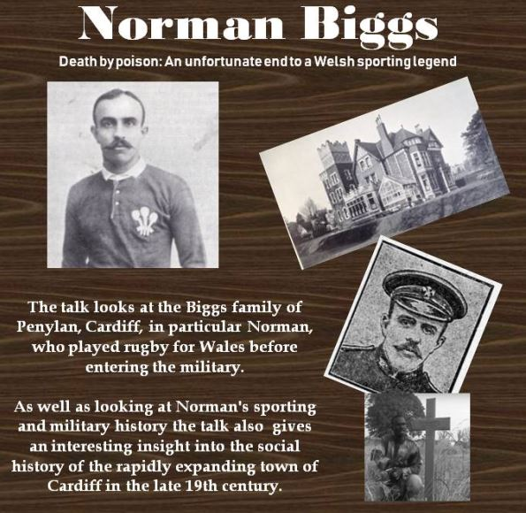 Norman Biggs poster cropped