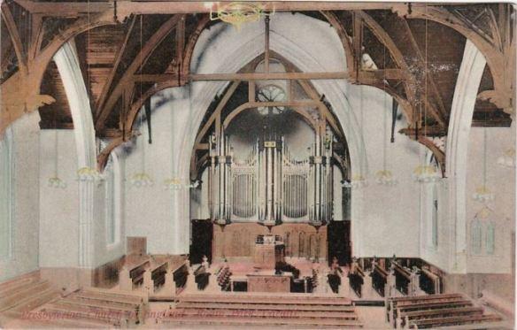 Presbyterian Church of England, Roath Park, Cardiff