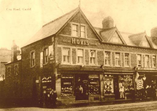 Sirrell's Bakery City Road Roath Cardiff