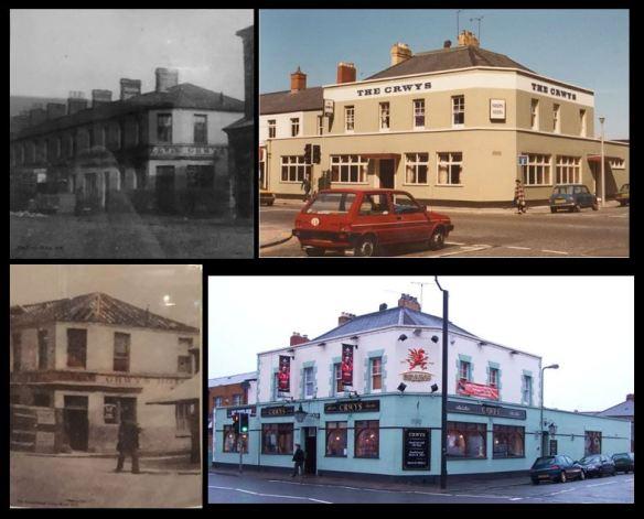 Crwys Hotel, Crwys Road, Cathays, Cardiff