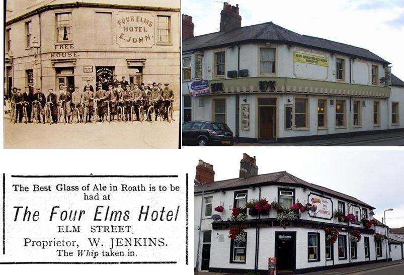 Four Elms, Roath, Cardiff