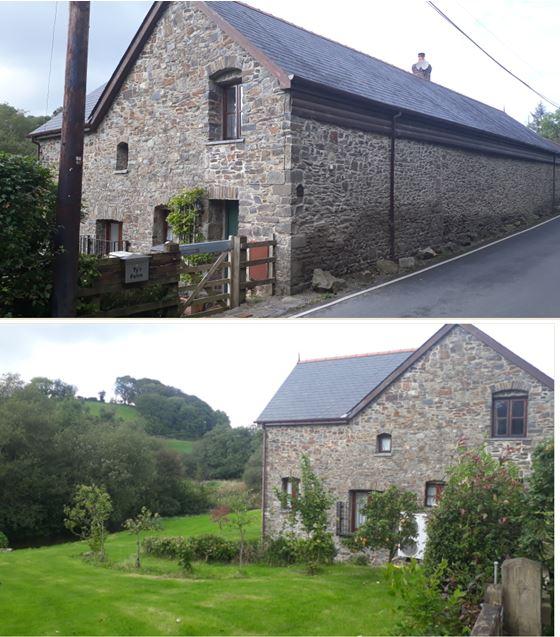 GelliAur Mill