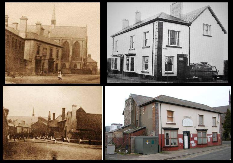 Great Eastern, Metal Street, Adamsdown, Cardiff