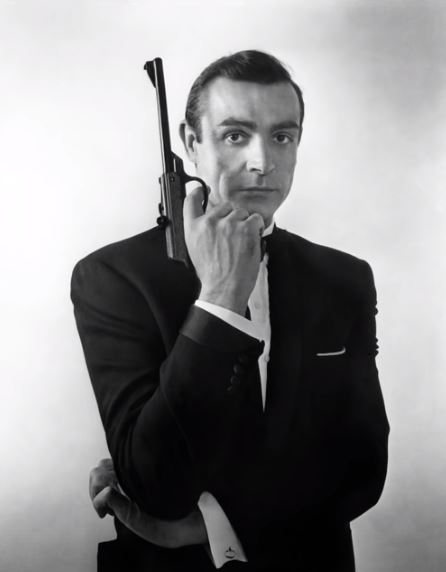 James Bond 1963