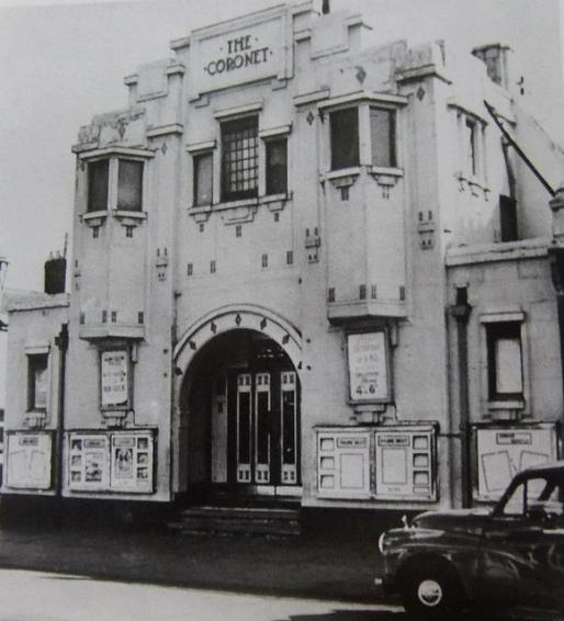 Cornet cinema, Woodville Road, Cathays