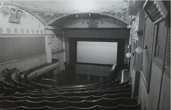 Globe Cinema interior