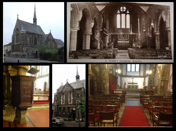 St Anne's Church, Roath, Cardiff