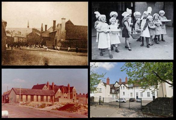 St German's School, Adamsdown, Cardiff