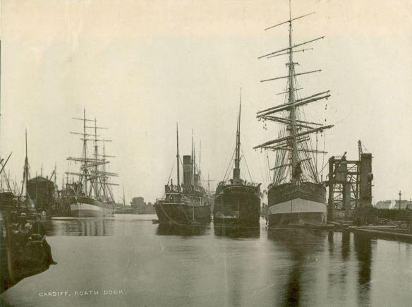 Roath Docks Cardiff