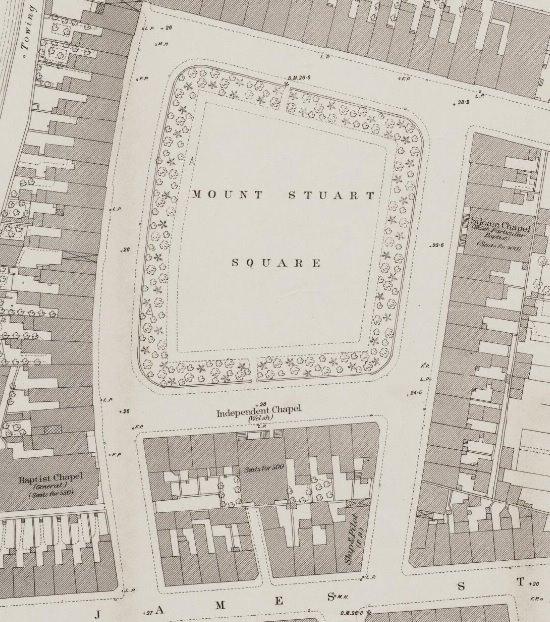 1876 Mount Stuart Square