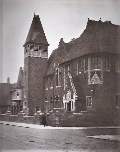 Crwys Road School, Cathays, Cardiff
