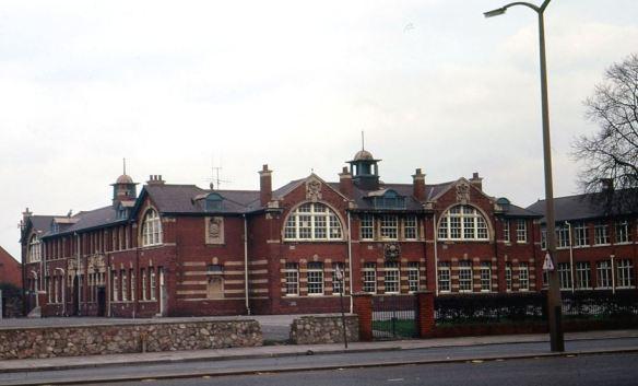 Cardiff High School for Boys
