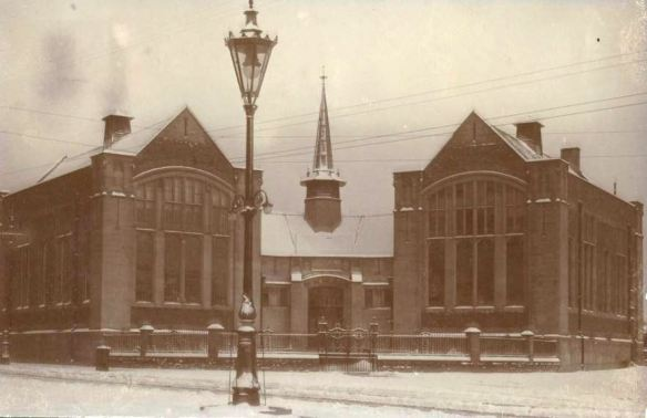 Cathays Library 1914