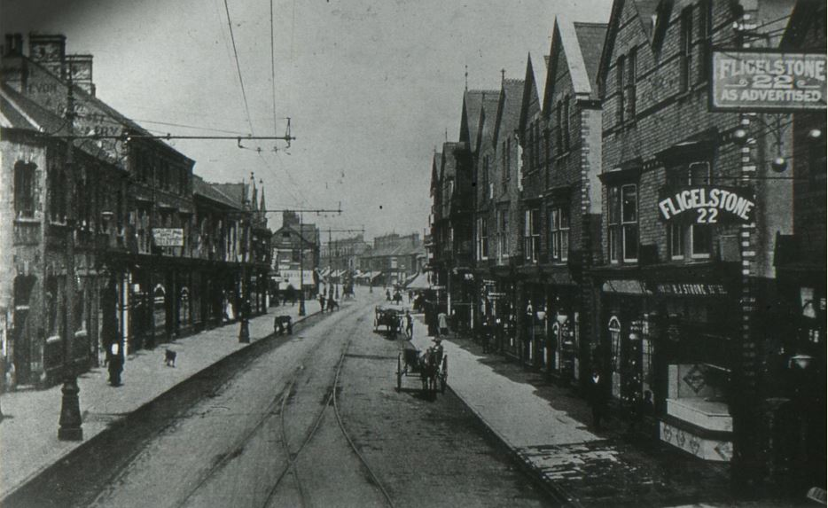 City Road around 1920