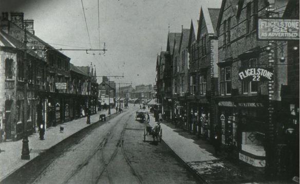 City Road around 1920