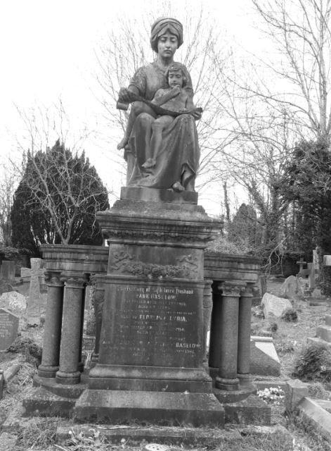 Frank Baselow Grave