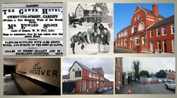 Gower Hotel, Cathays, Cardiff