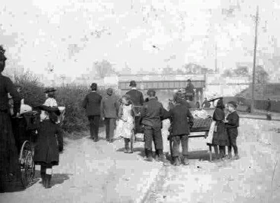 Newport Road 1892