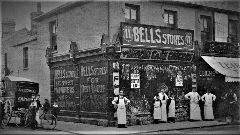 Bells - 11 & 12 Clifton Street