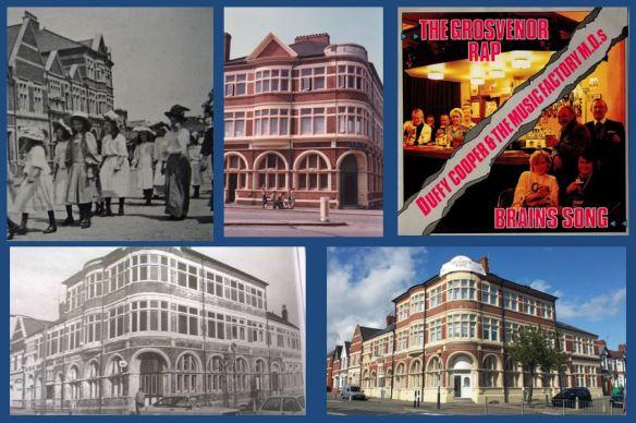 Grosvenor Hotel, Splott, Cardiff