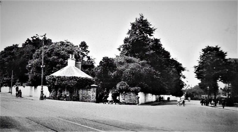 Roath Court Lodge, junction of Albany Road and Newport Road, Cardiff