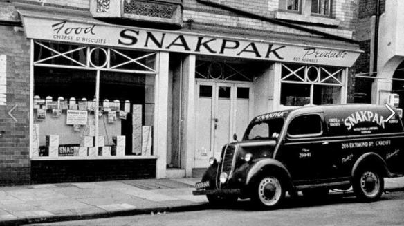 Snakpak at 128 Albany Road - company also still trading out of its Richmond Road premeses