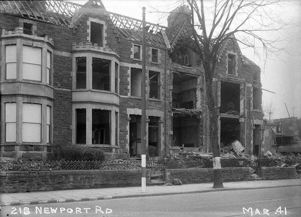 218 Newport Road