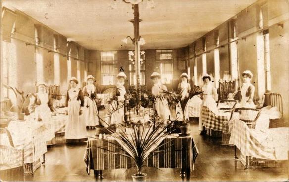 Cardiff Royal Infirmary Ward - unknown year
