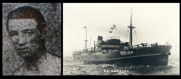 John Taylor and S.S.Harbury