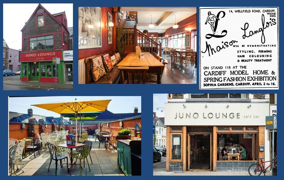 Juno Lounge, Wellfield Road