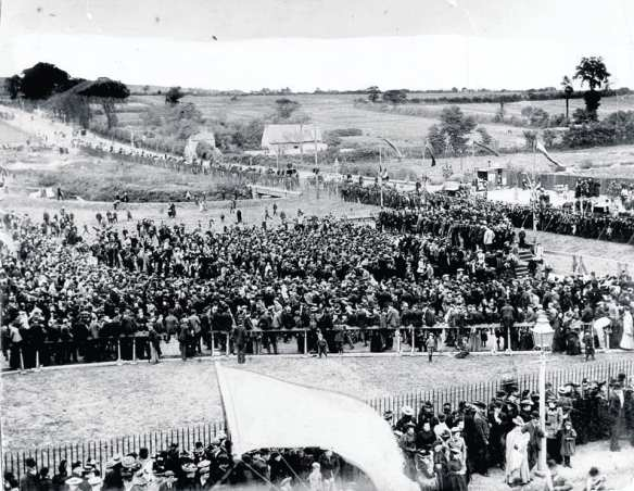 opening of Roath Park in 1894