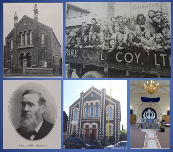 Star Street Congregational church history