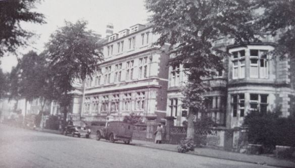 Cardiff High School for Girls, The Parade, Cardiff