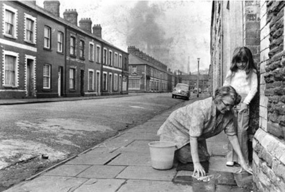 Wimborne Street 1970s