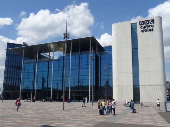 BBC Central Square Cardiff