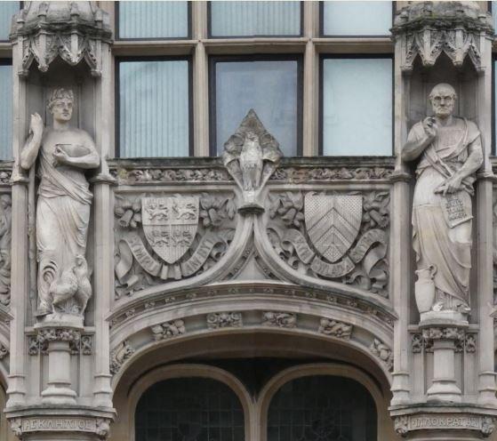 Cardiff University Gods