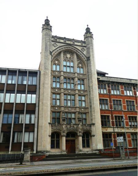 Cardiff University Queen's Building