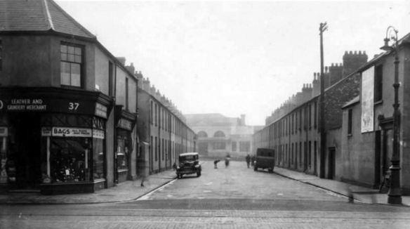 Gough Street, Temperance Town, Cardiff
