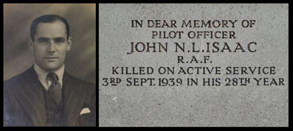 John N L Isaac