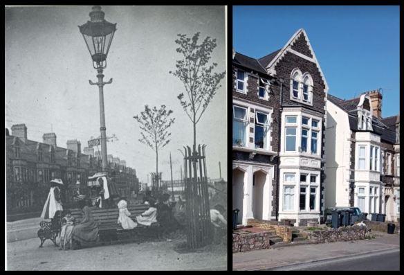 343 Newport Road, Roath, Cardiff home of John Sankey