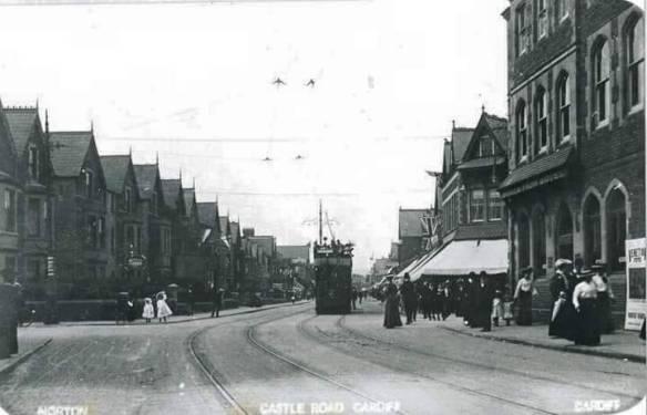 Castle Road, Roath, Cardiff
