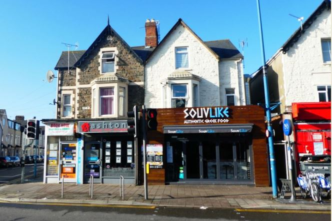 Souvlike, City Road, Cardiff