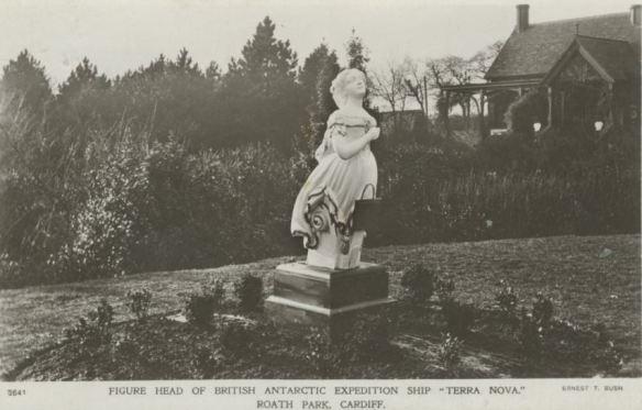 Terra Nova figure head